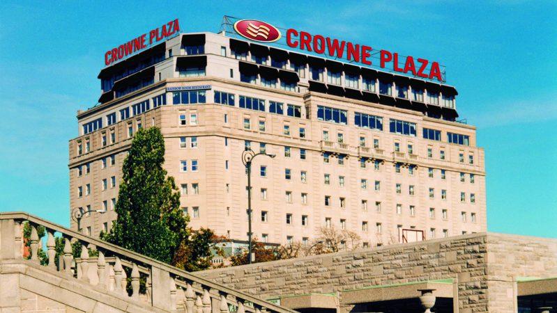 Crowne Plaza Niagara Falls - Fallsview Hotel, Niagara Falls Canada