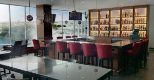 Lobby Bar at Marriott Fallsview & Spa Hotel