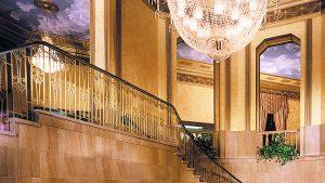 Crowne Plaza Niagara Falls Hotel Lobby