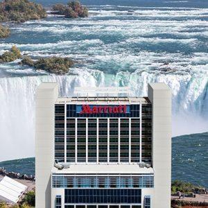 Niagara Falls Marriott on the Falls Hotel