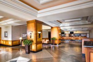 Sheraton on the Falls Hotel Lobby