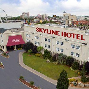Skyline Hotel & Waterpark, Niagara Falls Hotel